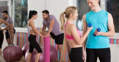 Fitnesslokale
